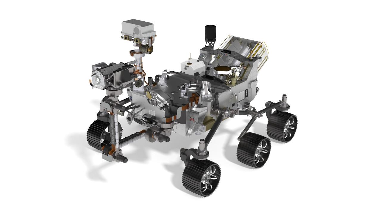 NASA Pars Rover 2020 Perseverance